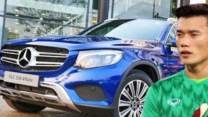 Chưa Chung kết SEA Games Bùi Tiến Dũng đã được tặng xe sang hơn 2 tỷ
