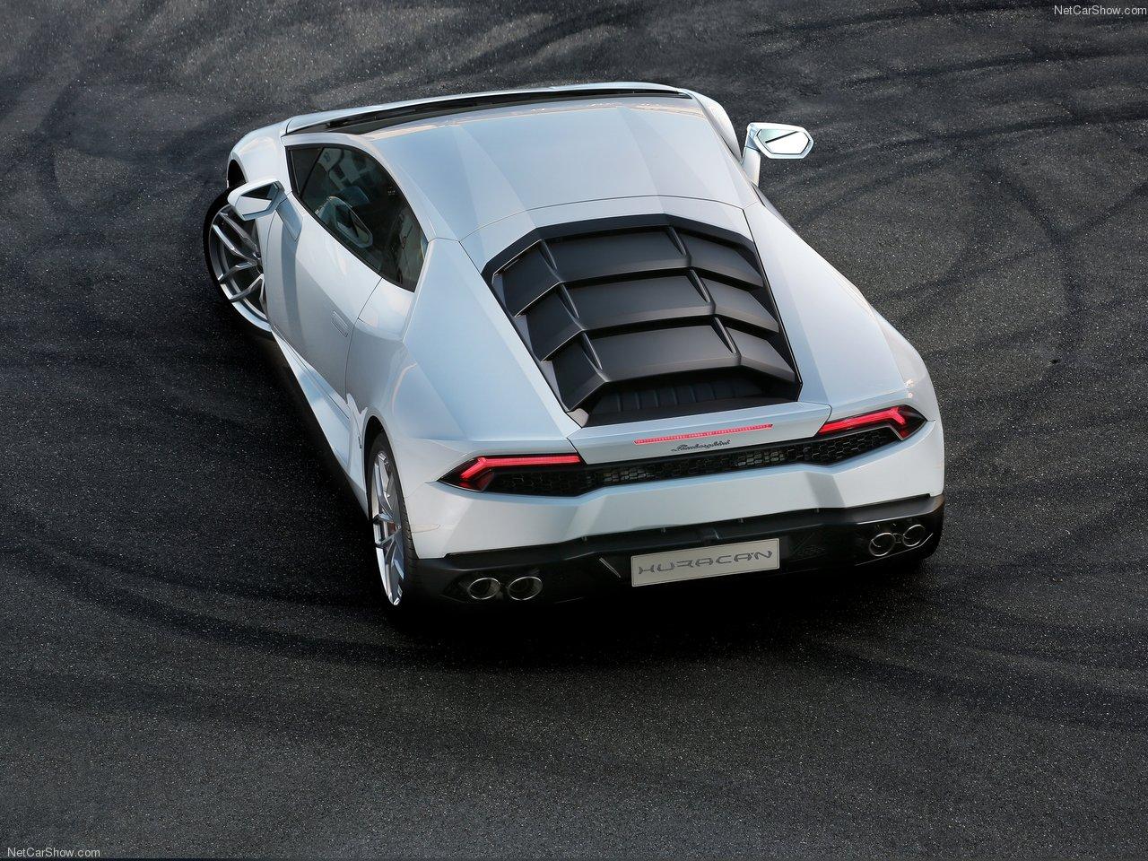 6 lý do Lamborghini Huracan LP610-4 khiến giới chơi xe phát cuồng?