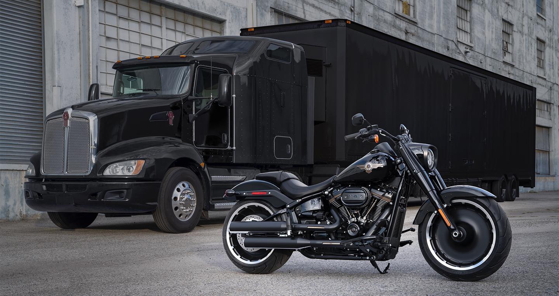 Harley-Davidson Fat Boy 2020 bản kỷ niệm 30 năm, giá từ 21.900 USD