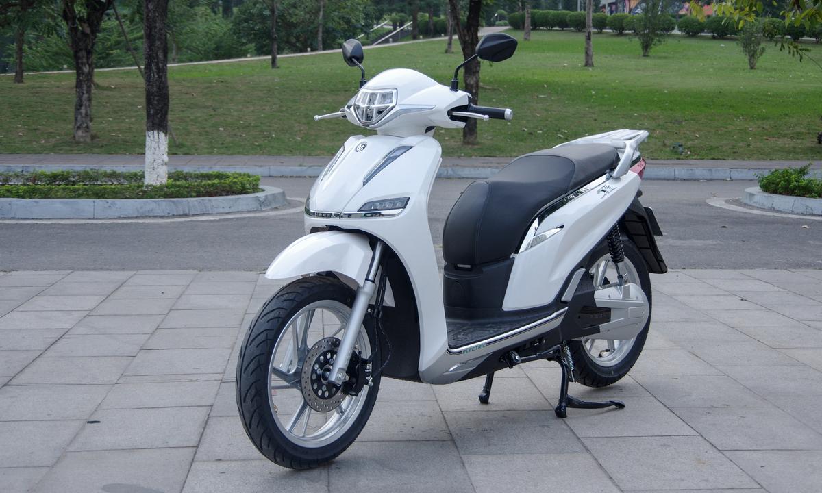 Honda Việt Nam dọa kiện Pega vì so sánh eSH với SH