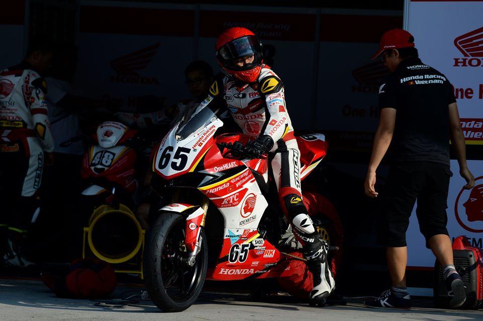 Honda Racing Vietnam sẽ vắng mặt tại ARRC 2020 chặng 1