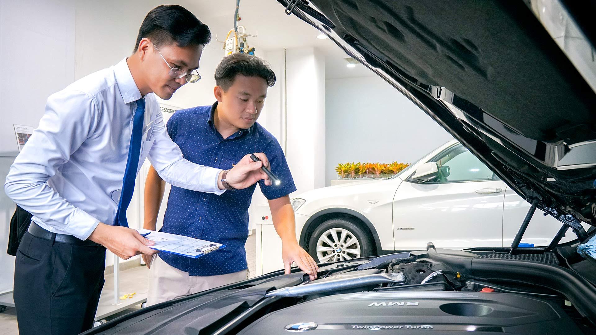 Hết hạn bảo hành, bảo trì xe sang có đáng ngại?