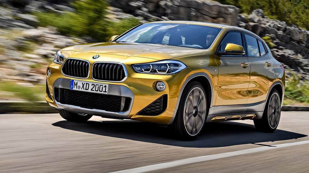 4 mẫu xe BMW phù hợp cho giới trẻ