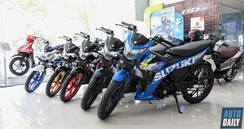 Suzuki VN trình làng Raider R150 2020 thể thao hơn, giá bán không đổi