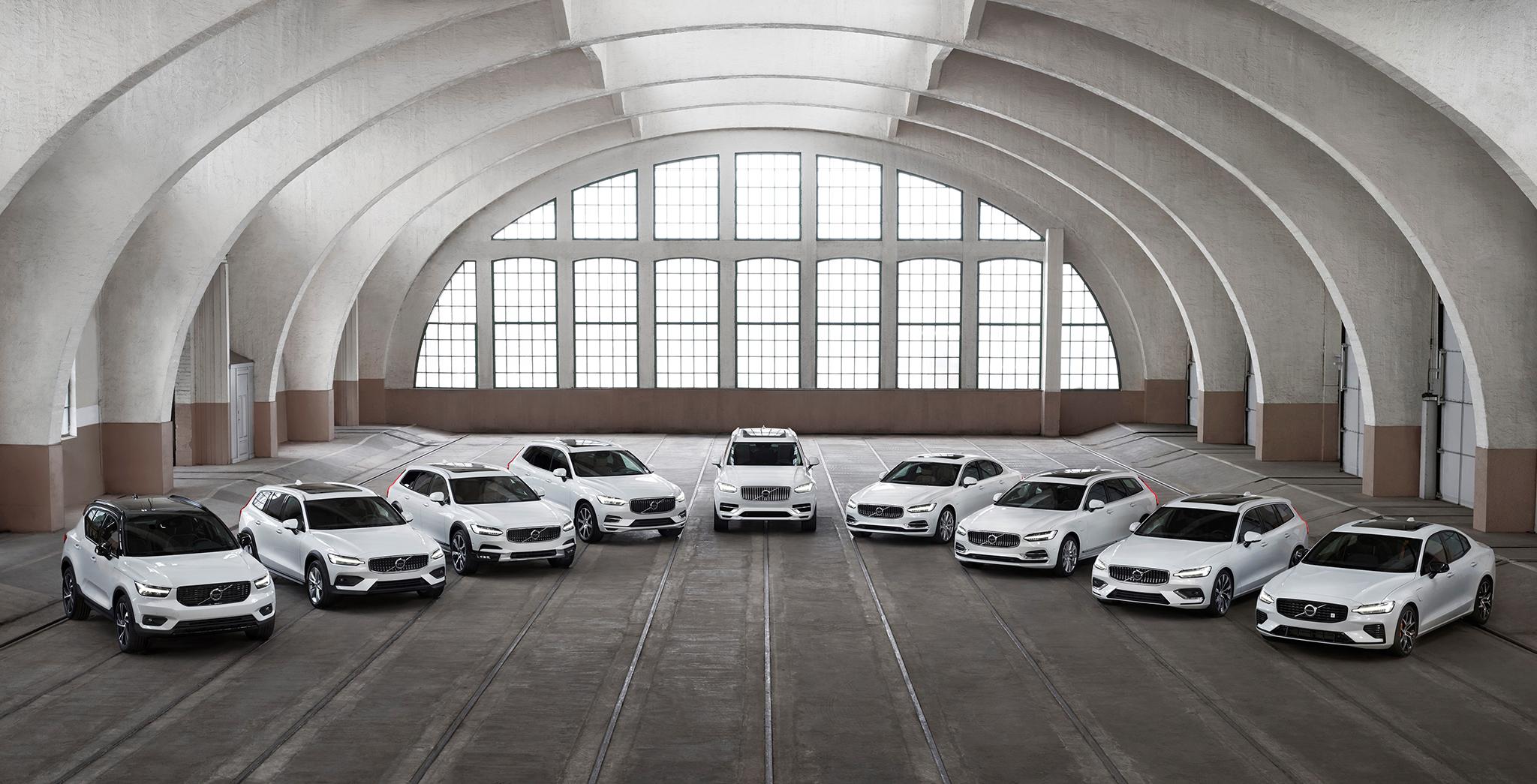 Doanh số Volvo giảm 18,2% trong quý I năm 2020