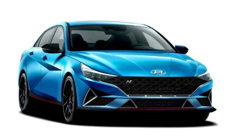 Hyundai Elantra bản hiệu suất cao sắp trình làng