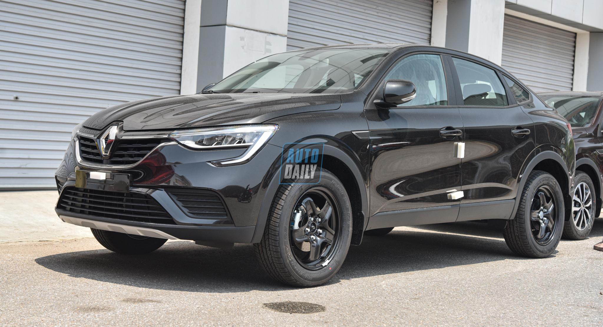 Renault Arkana 2020 kiểu dáng như BMW X4 về Việt Nam