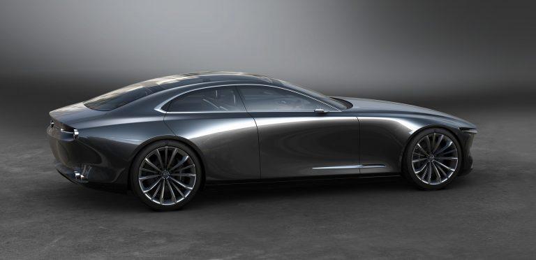 Mazda6 2023 sẽ sử dụng hệ dẫn động cầu sau