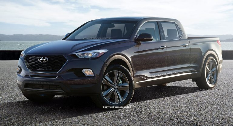 Hyundai Santa Cruz 2021 giá chỉ từ 25.000 USD?