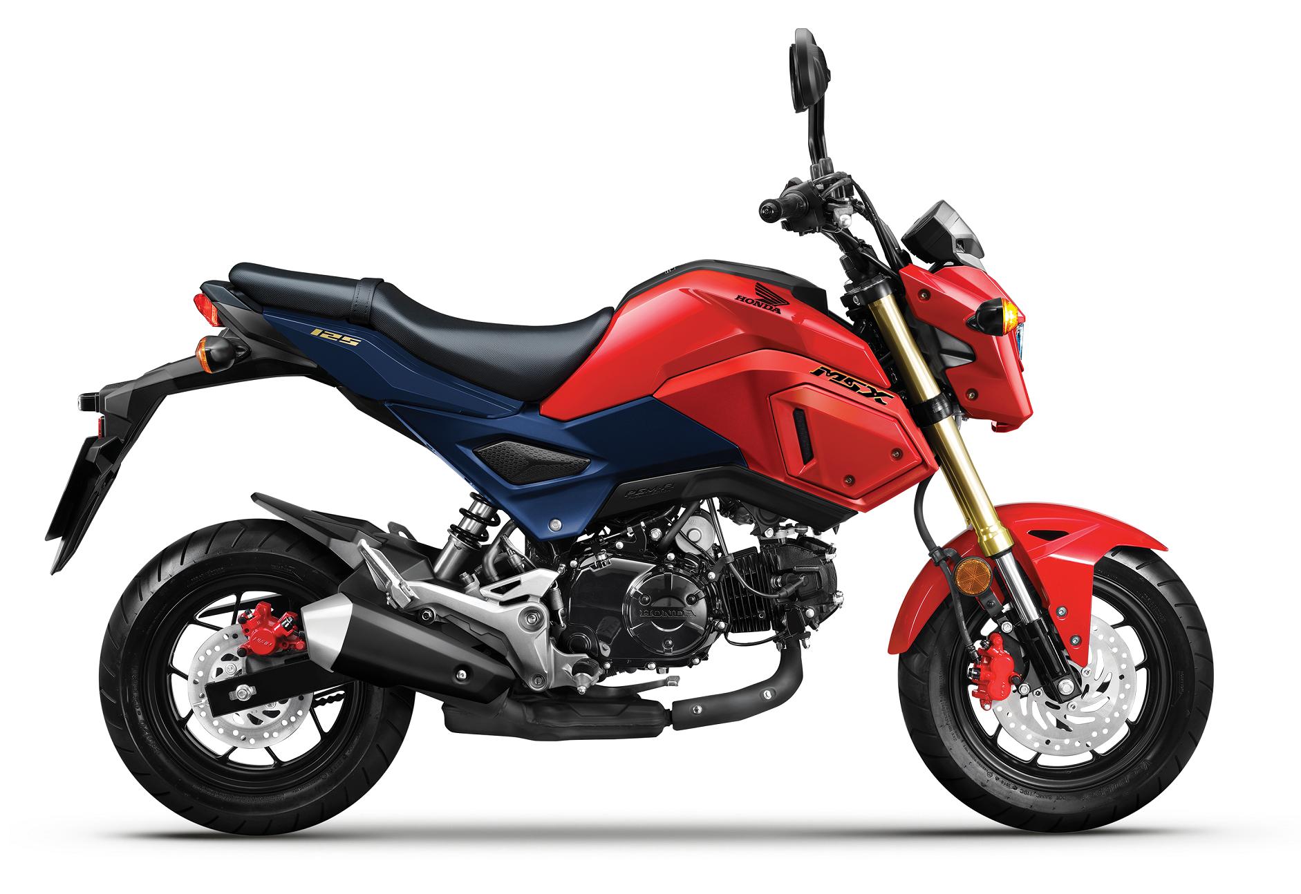 Honda MSX 125cc phiên bản mới ra mắt tại Việt Nam, giá 49,99 triệu