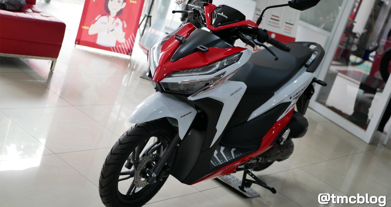 Cận cảnh xe tay ga Honda Vario 2020 sắp về Việt Nam