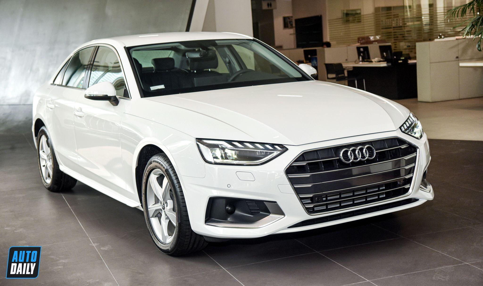 Audi Việt Nam Hỗ Trợ 50 Phi Trước Bạ Cho Audi A4 Va Audi Q5