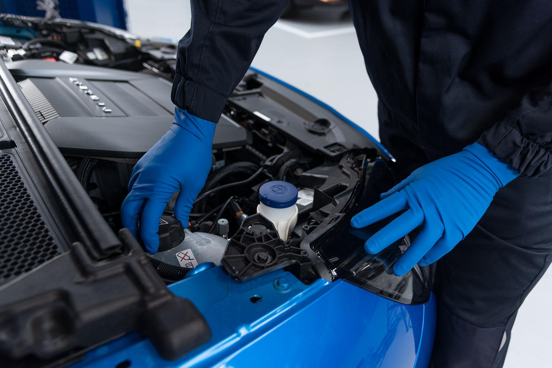 Chăm sóc 'xế yêu' siêu thuận tiện với chương trình Peugeot Mobile Service