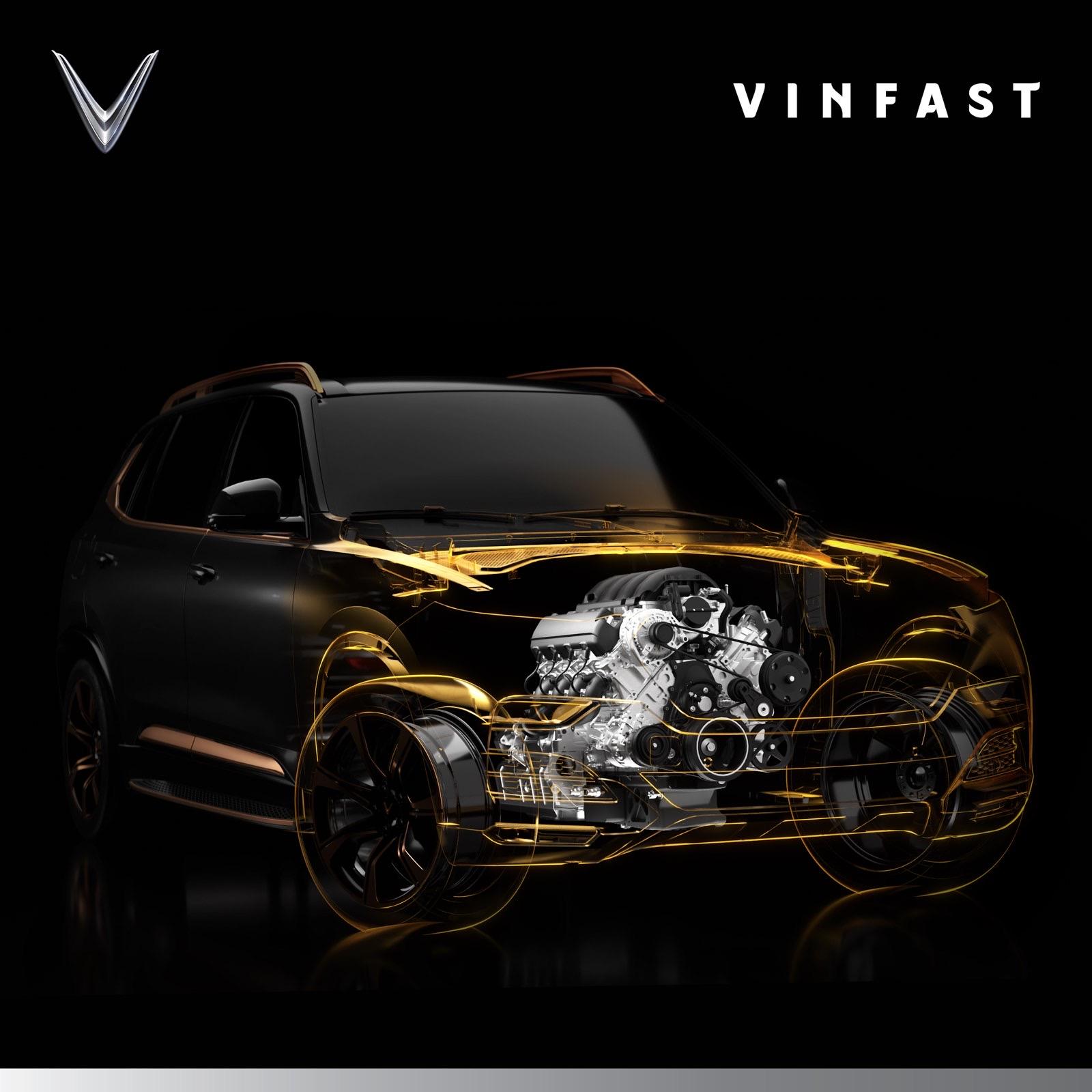 VinFast công bố động cơ của President, tăng tốc nhanh hơn Lexus LX570
