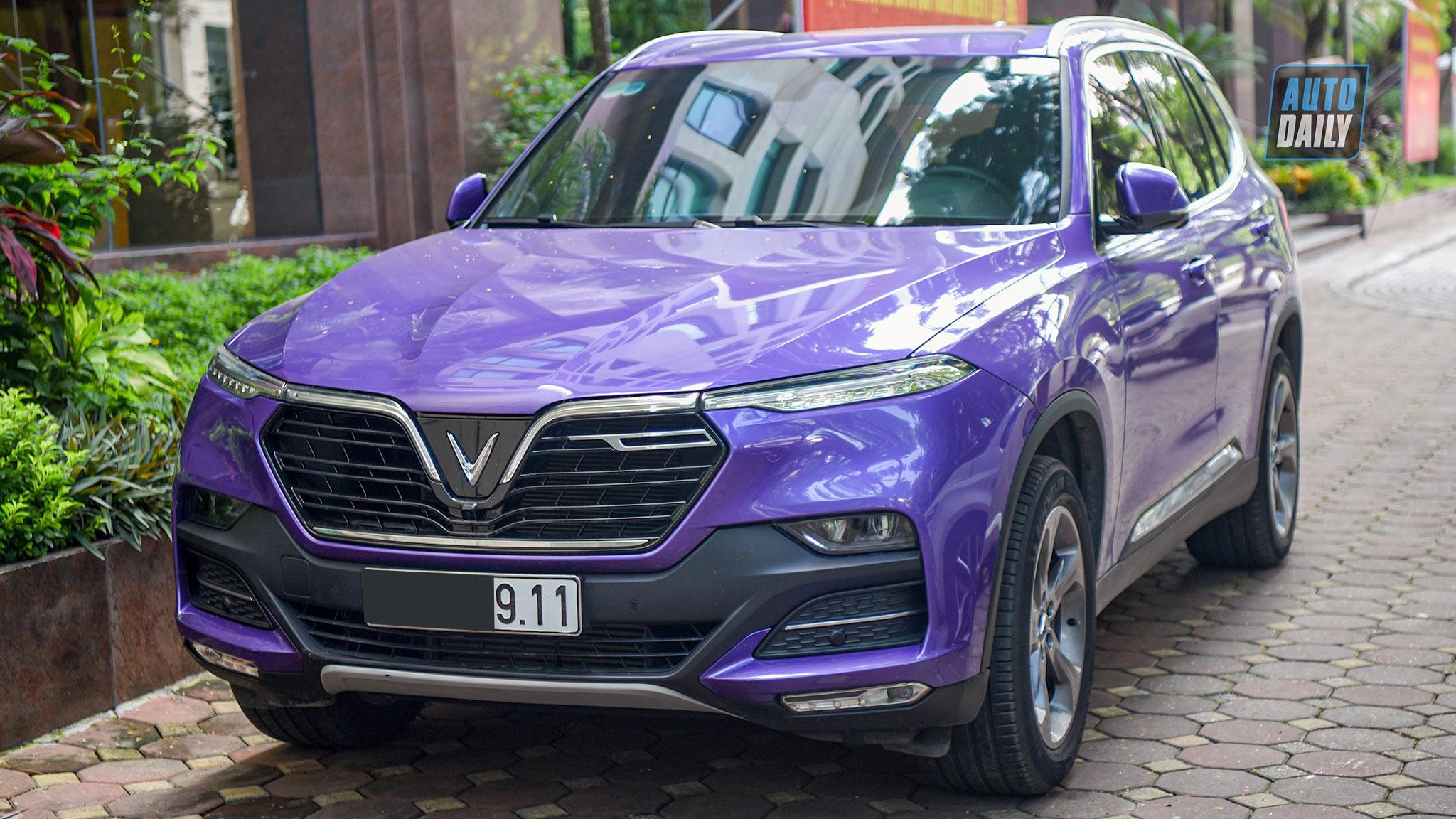"""VinFast """"chơi lớn"""", giảm 500-600 triệu cho xe Lux"""