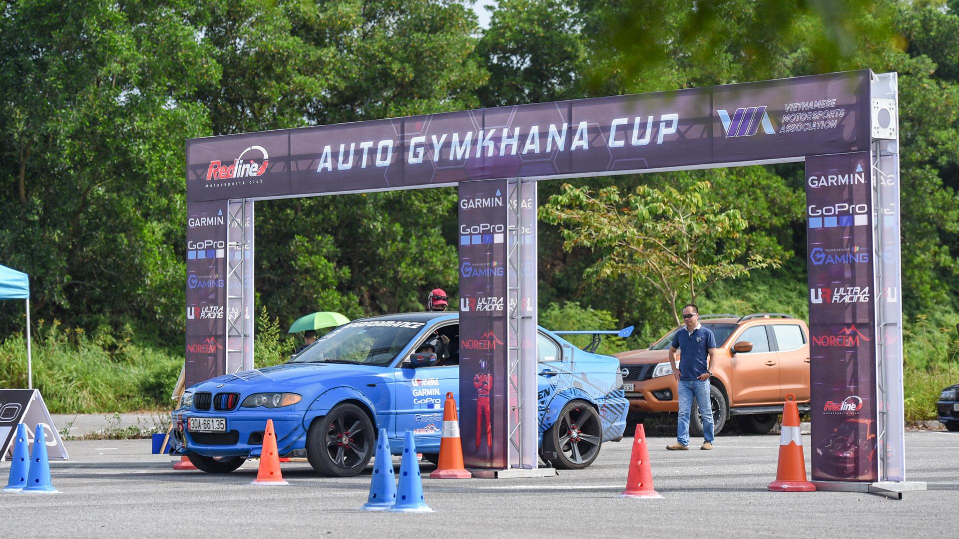 Redline Auto Gymkhana Cup Round 2: Nơi hội tụ đam mê đua xe