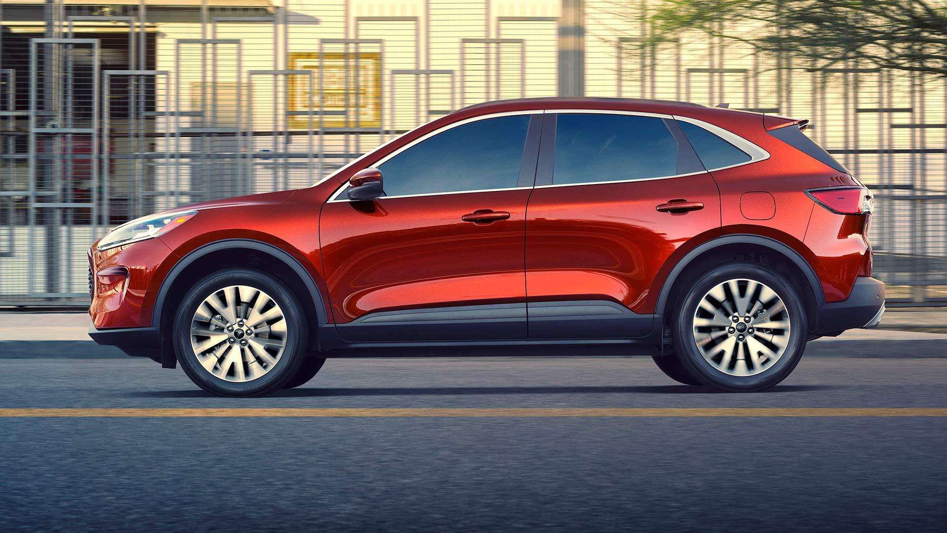 Ford Escape sắp có bản 7 chỗ - ĐẸP và CHẤT, quyết đấu Honda CRV