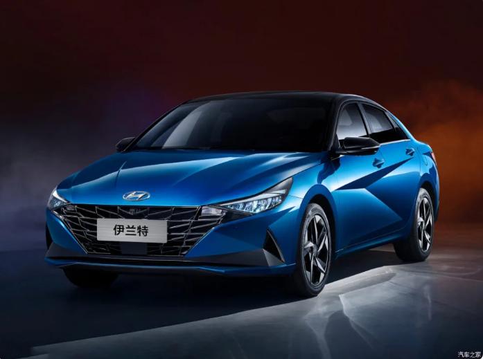 Hyundai Elantra 2021 phiên bản Trung Quốc lộ diện với nhiều khác biệt