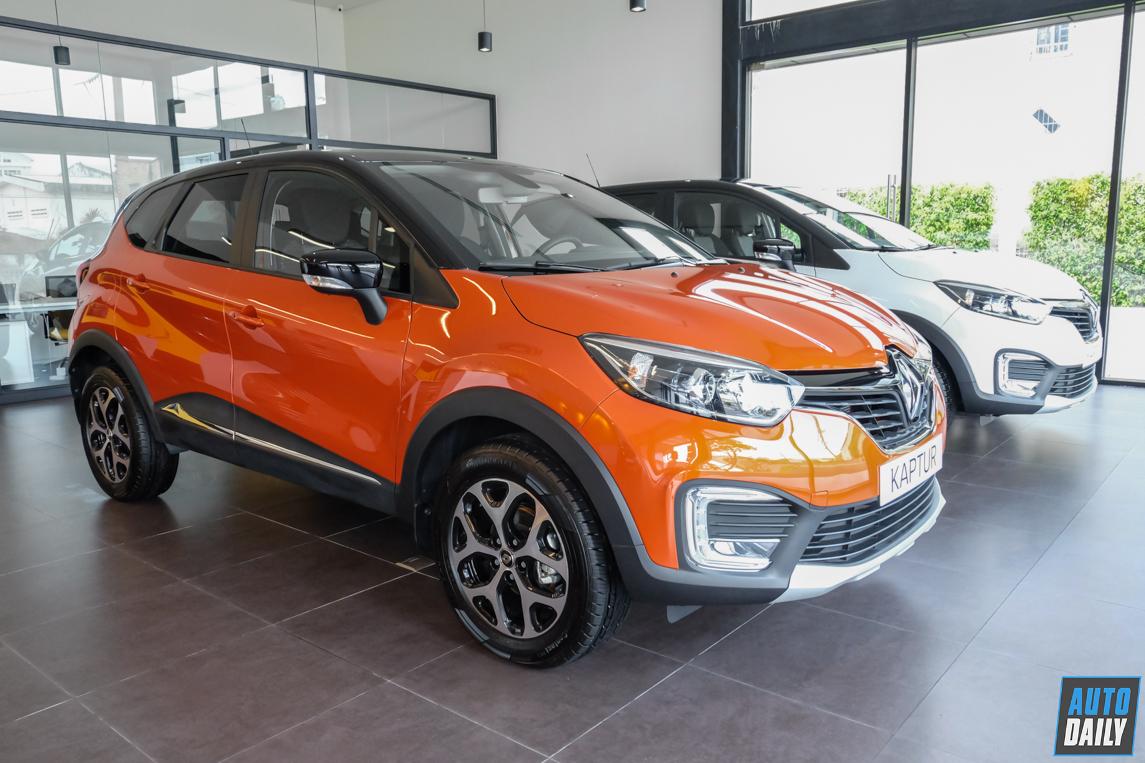 Chi tiết Renault Kaptur 2020 đấu Kia Seltos sắp ra mắt tại Việt Nam
