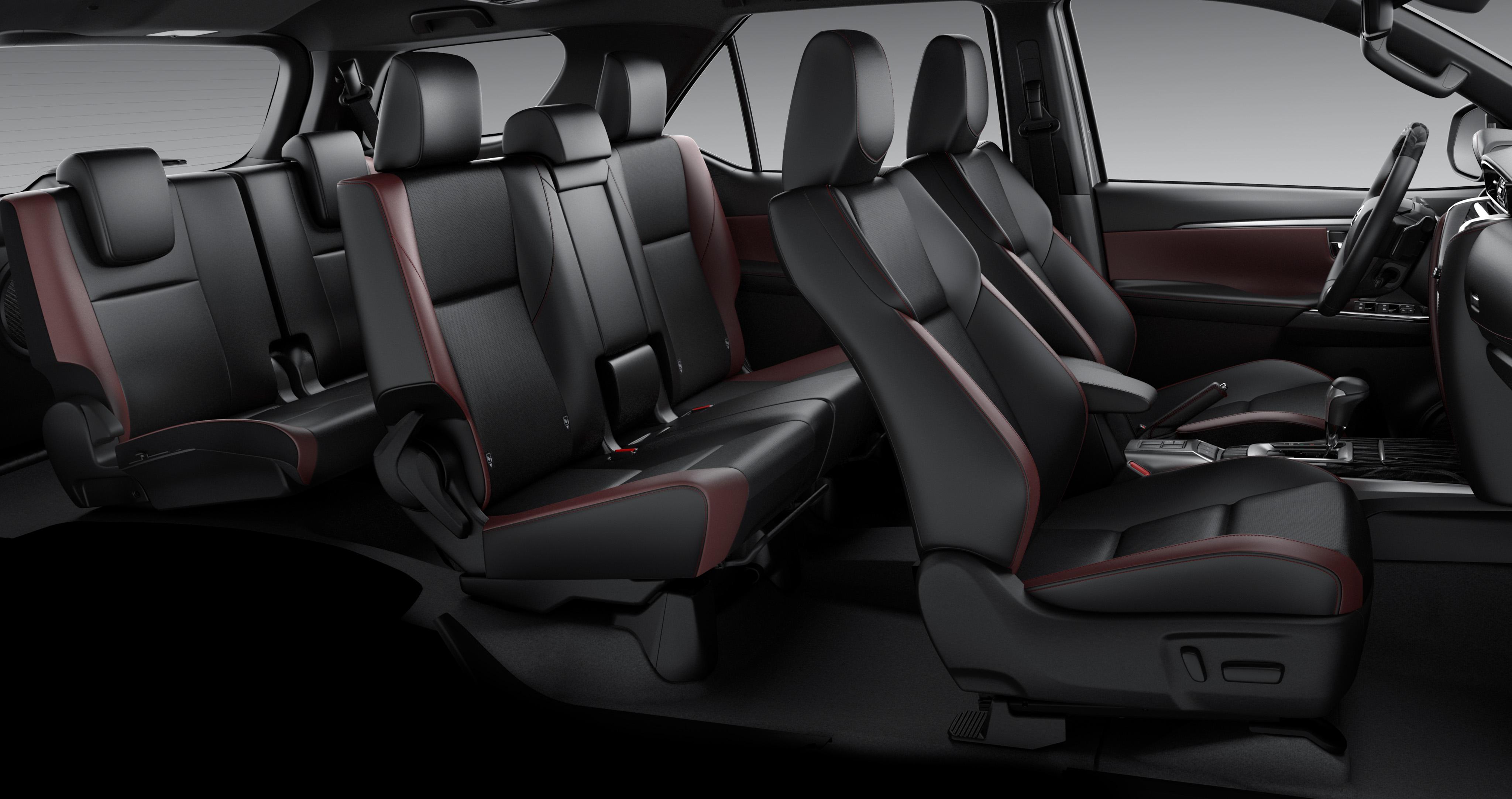 Toyota Fortuner 2021 ra mắt tại Việt Nam, 7 phiên bản giá từ 995 triệu noi-that-3.jpg
