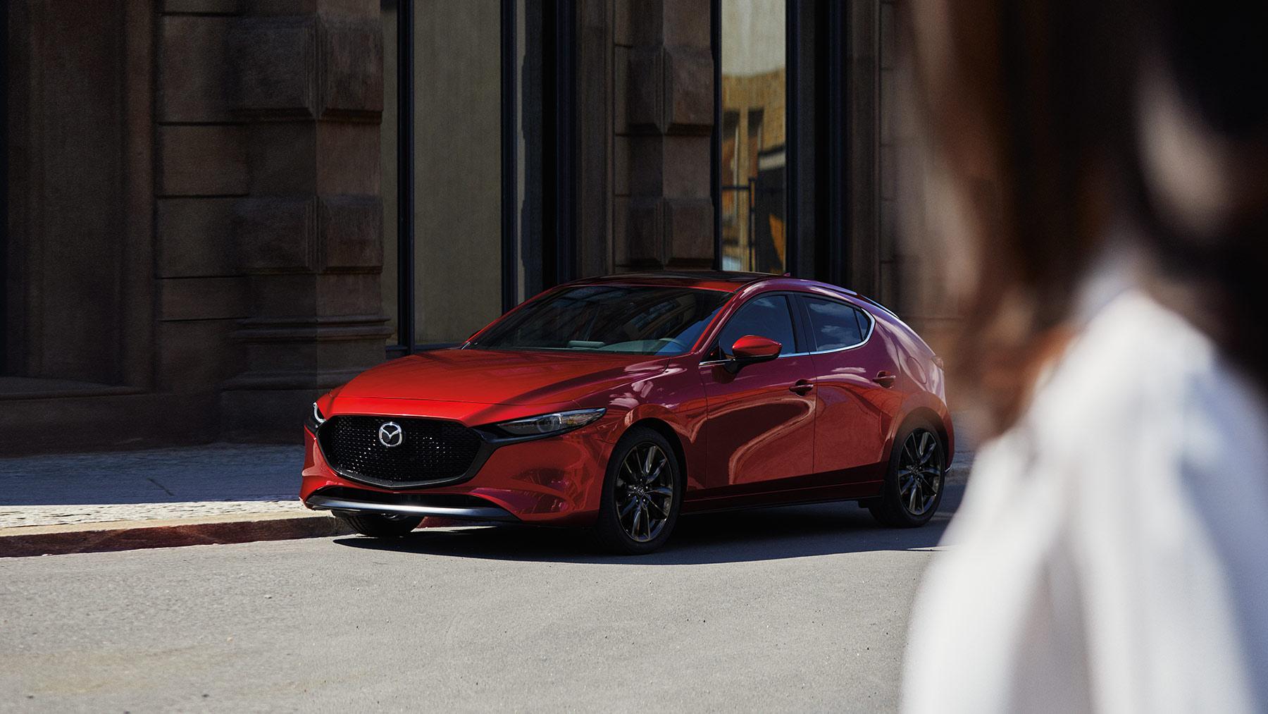 Mazda3 2020 – Xe đô thị điển hình