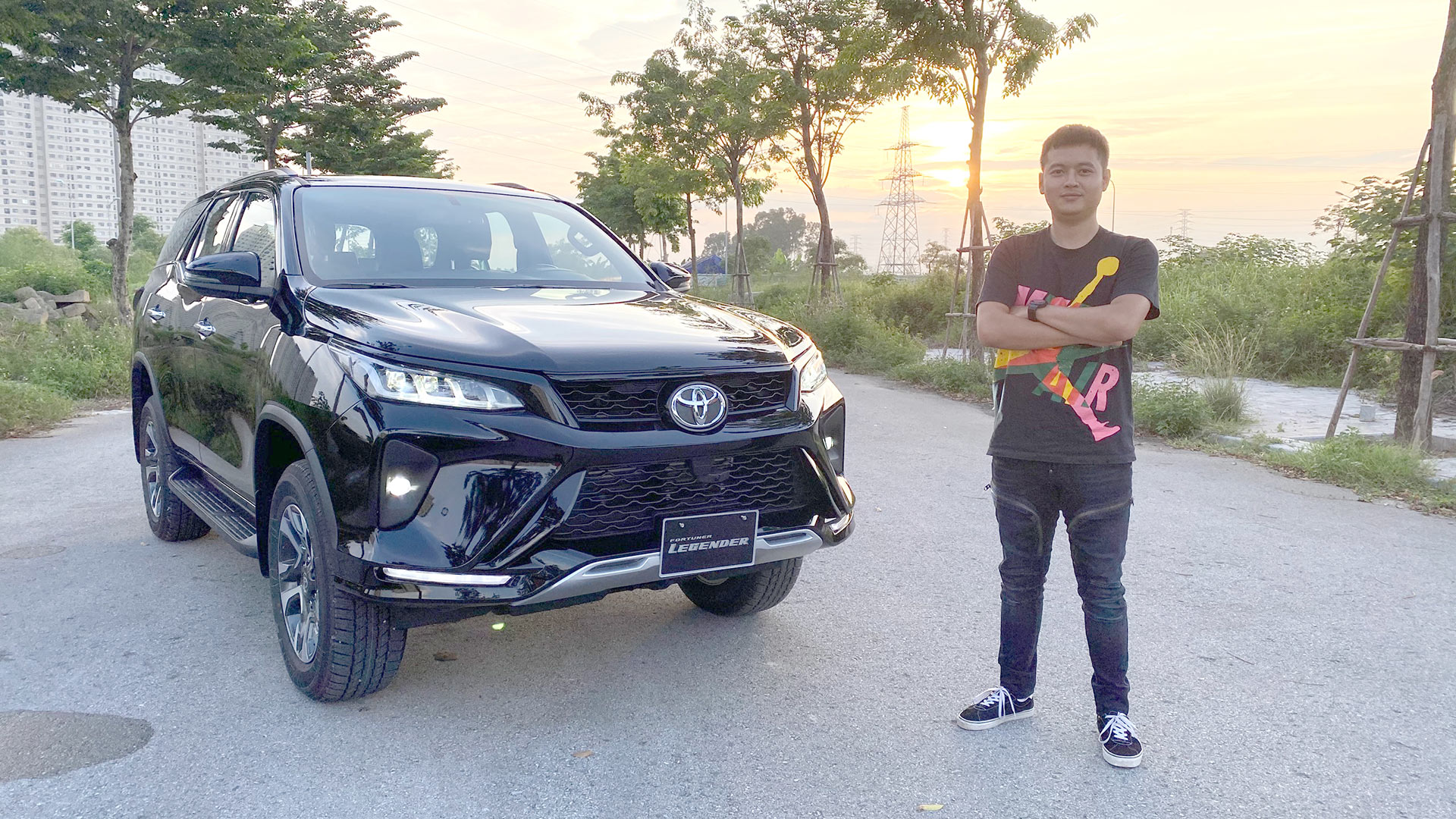 Đây rồi Toyota Fortuner 2021 phiên bản Legender