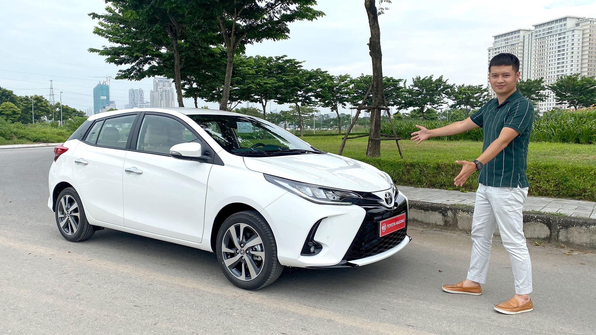 Trải nghiệm nhanh Toyota Yaris 2020 giá 668 triệu đồng vừa về đại lý