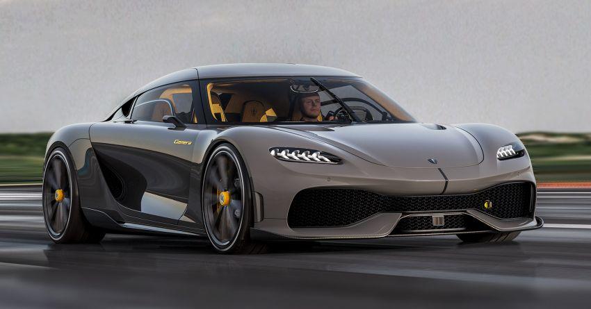 Siêu xe Koenigsegg Gemera ra mắt tại Thái Lan, giá 3,56 triệu USD, chờ về Việt Nam