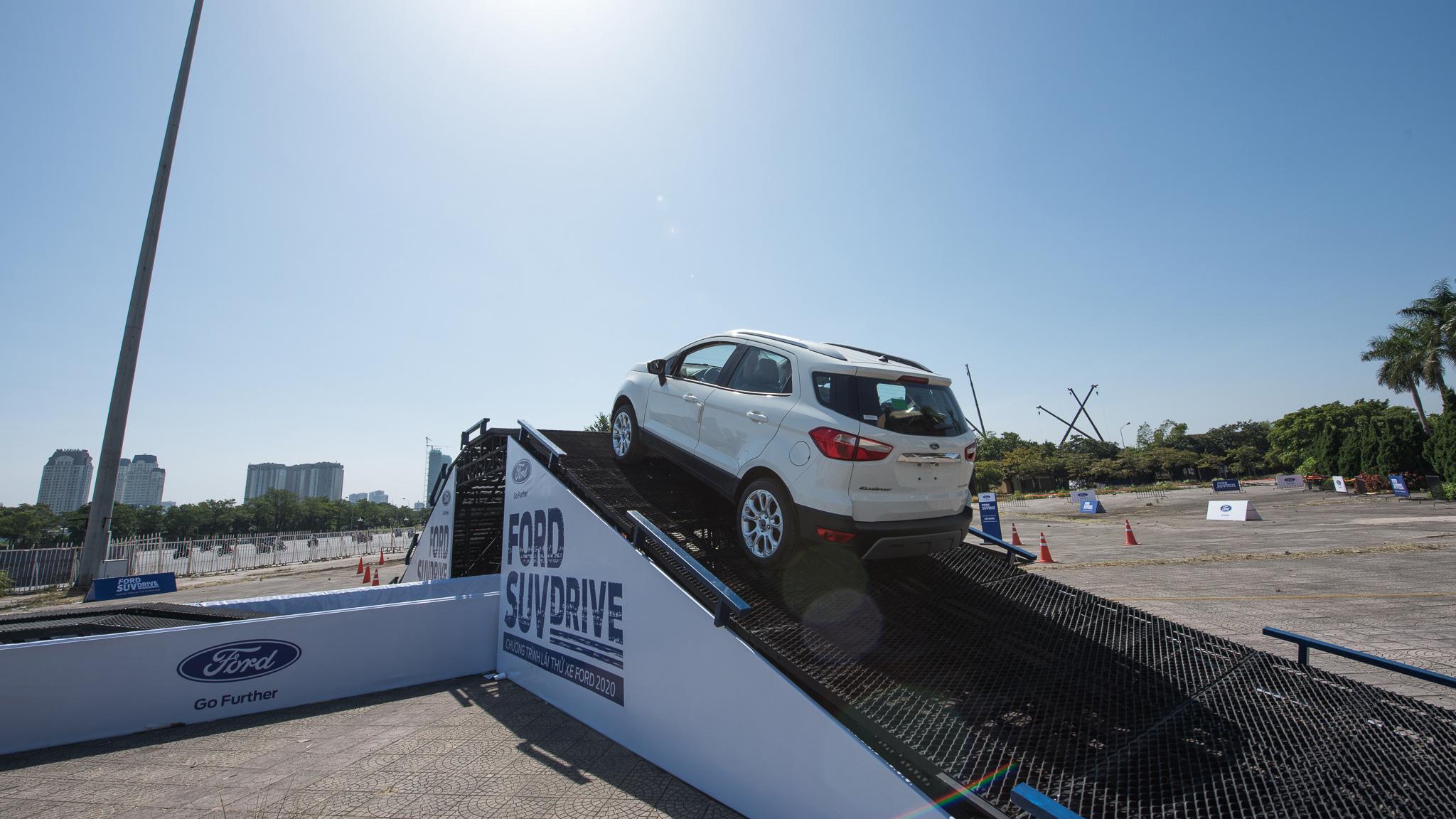 Ford Việt Nam khởi động chuỗi sự kiện lái thử Ford SUV Drive 2020