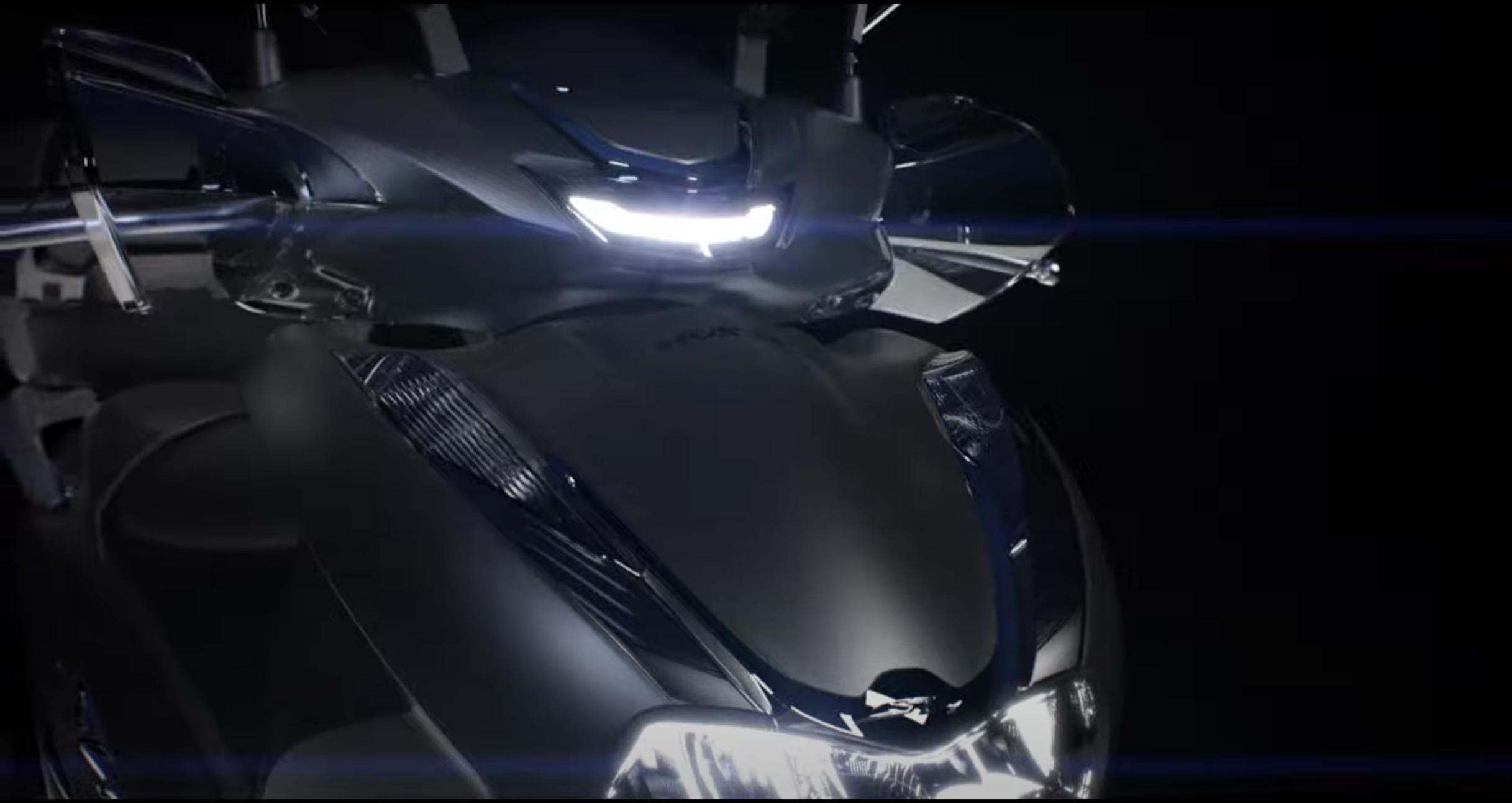 Honda SH350i 2021 lộ diện, chốt ngày ra mắt