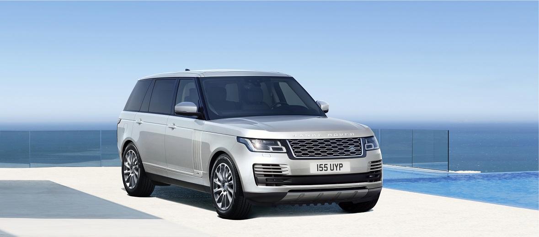 Range Rover Vogue và Discovery Sport được ưu đãi 10% nhân dịp năm mới