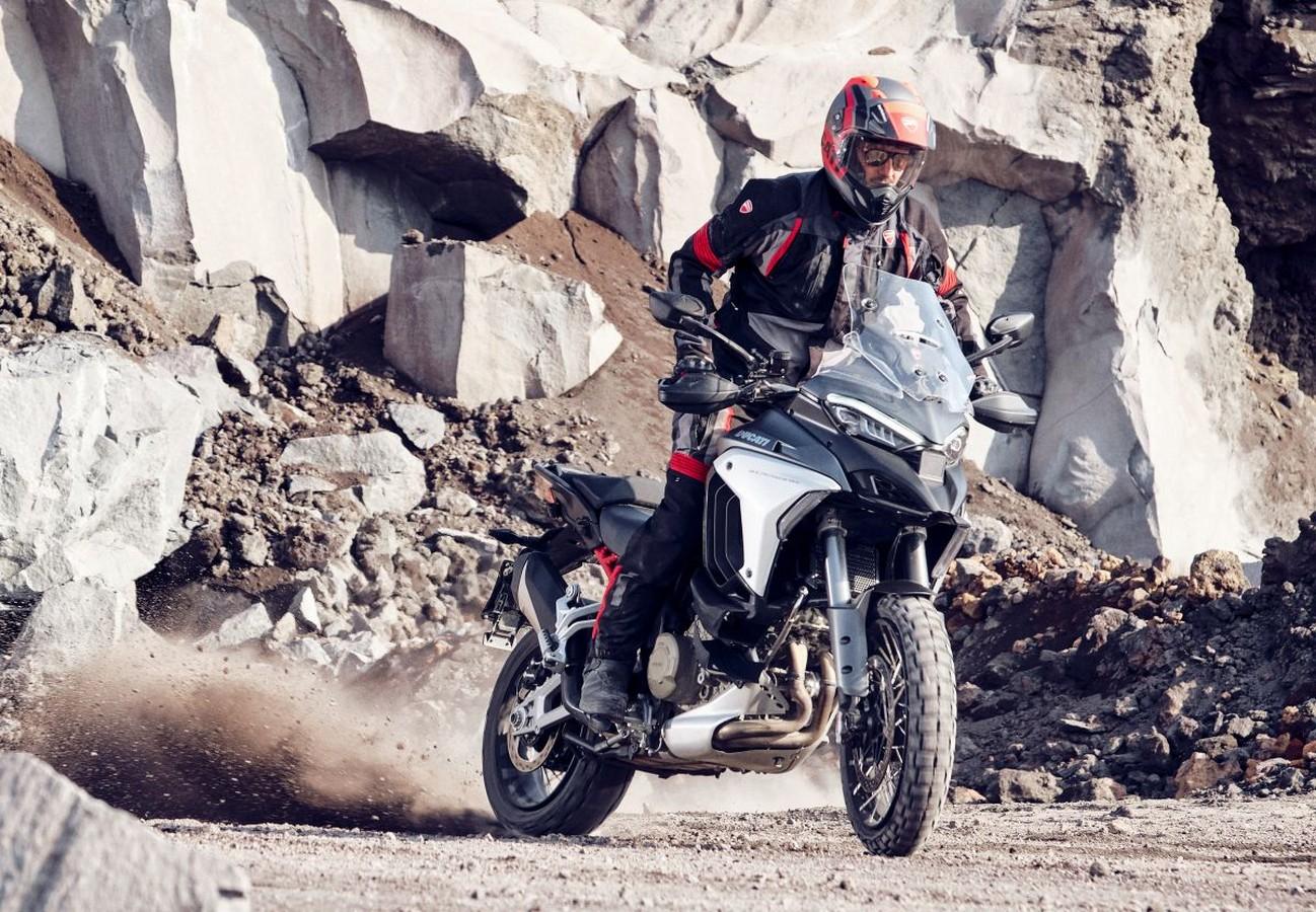 Ducati Multistrada V4, V4S và V4 Sport 2021 trình làng