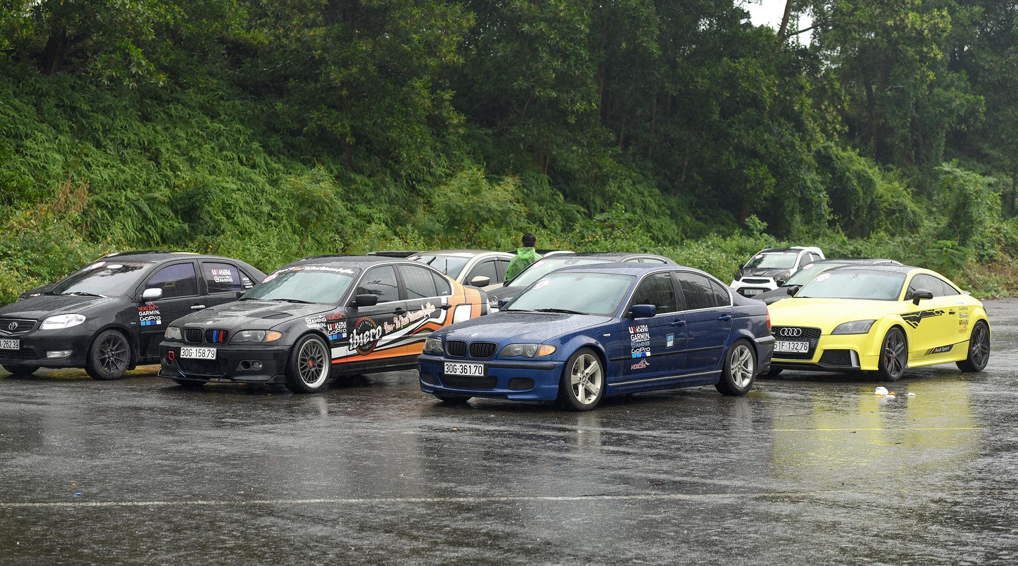 Redline Auto Gymkhana Cup Round 3 – Hấp dẫn và kịch tính