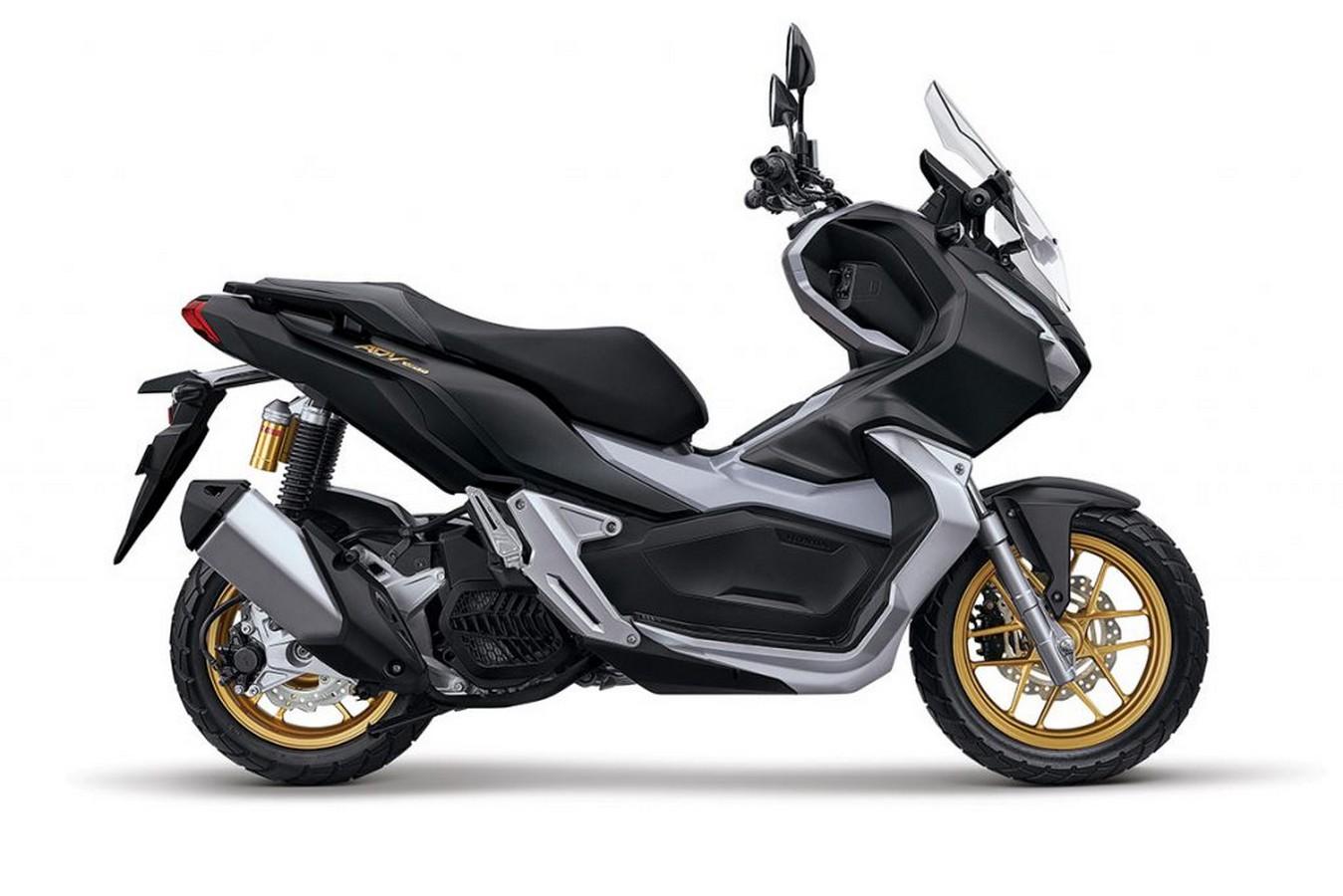 Honda ADV 150 2021 có thêm nhiều