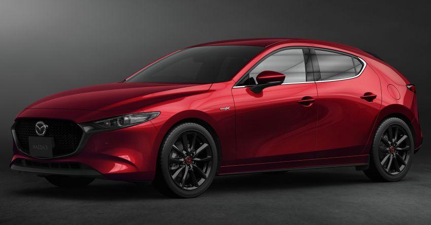 Mazda3 2021 ra mắt tại Nhật Bản: Mạnh mẽ hơn, an toàn hơn