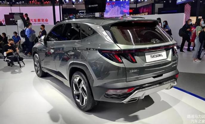 Cận cảnh Hyundai Tucson 2022 bản Trung Quốc với màn hình 'siêu khủng' hyundai-tucson-1.png