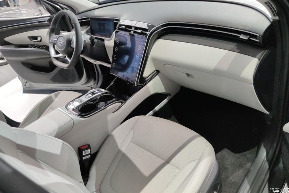 Cận cảnh Hyundai Tucson 2022 bản Trung Quốc với màn hình 'siêu khủng' tucson-3.png