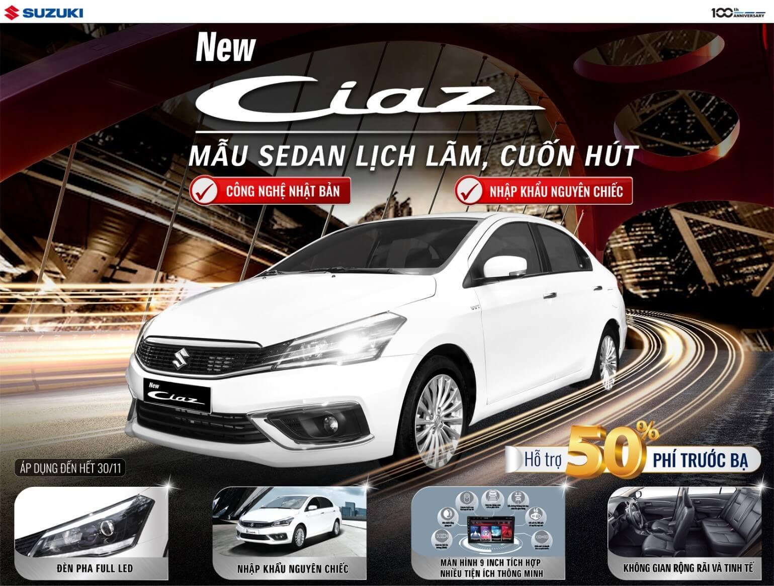 Suzuki Ciaz mới –  Lựa chọn sáng suốt với chi phí đầu tư hợp lý ciaz-moi-se-duoc-ho-tro-50-le-phi-truoc-ba-tuong-duong-30-trieu-vnd.jpg
