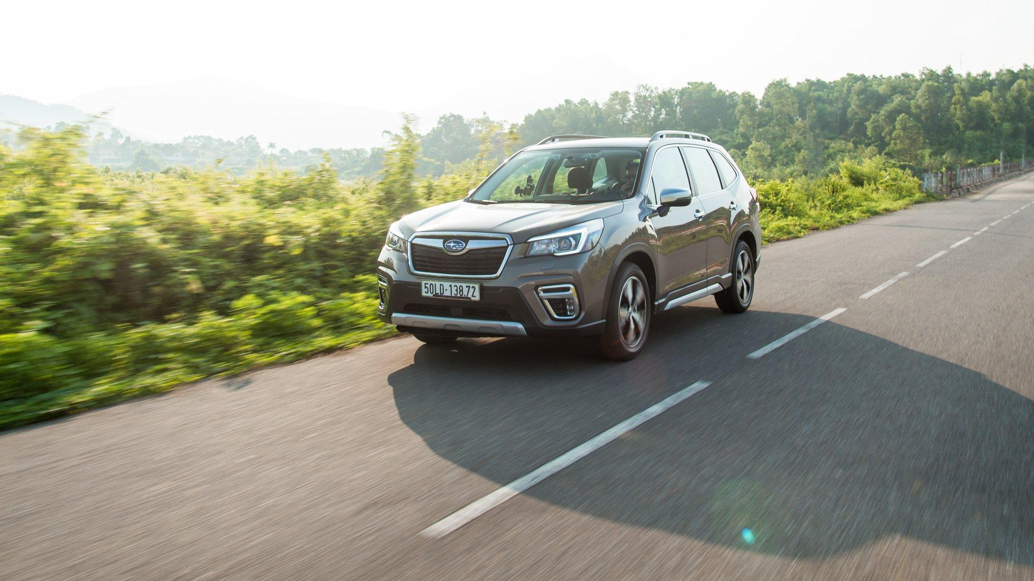 Subaru tung nhiều ưu đãi đặc biệt cho khách hàng dịp cuối năm