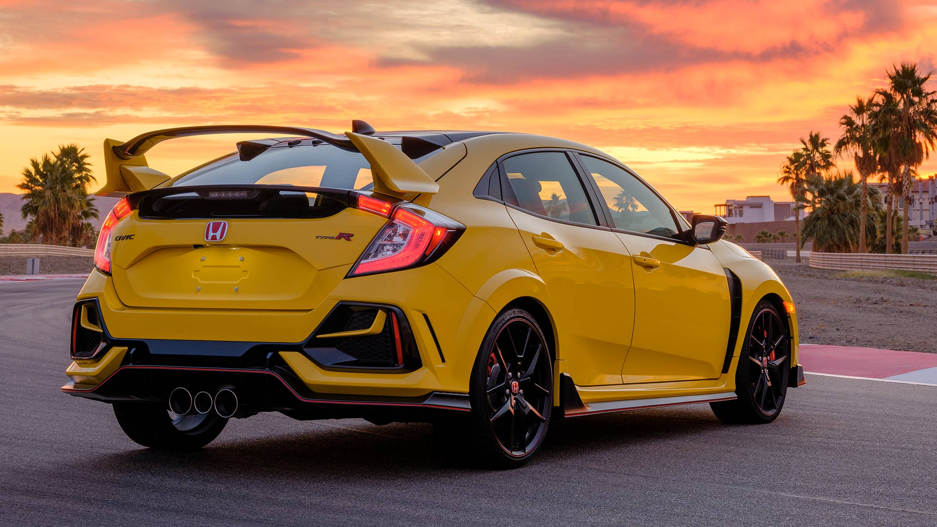 Honda Civic Type R Limited Edition 2021 - Chiếc Civic KÍCH ...