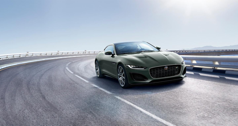Jaguar F-TYPE Heritage 60 Edition - Kỷ niệm dòng xe E-TYPE ...