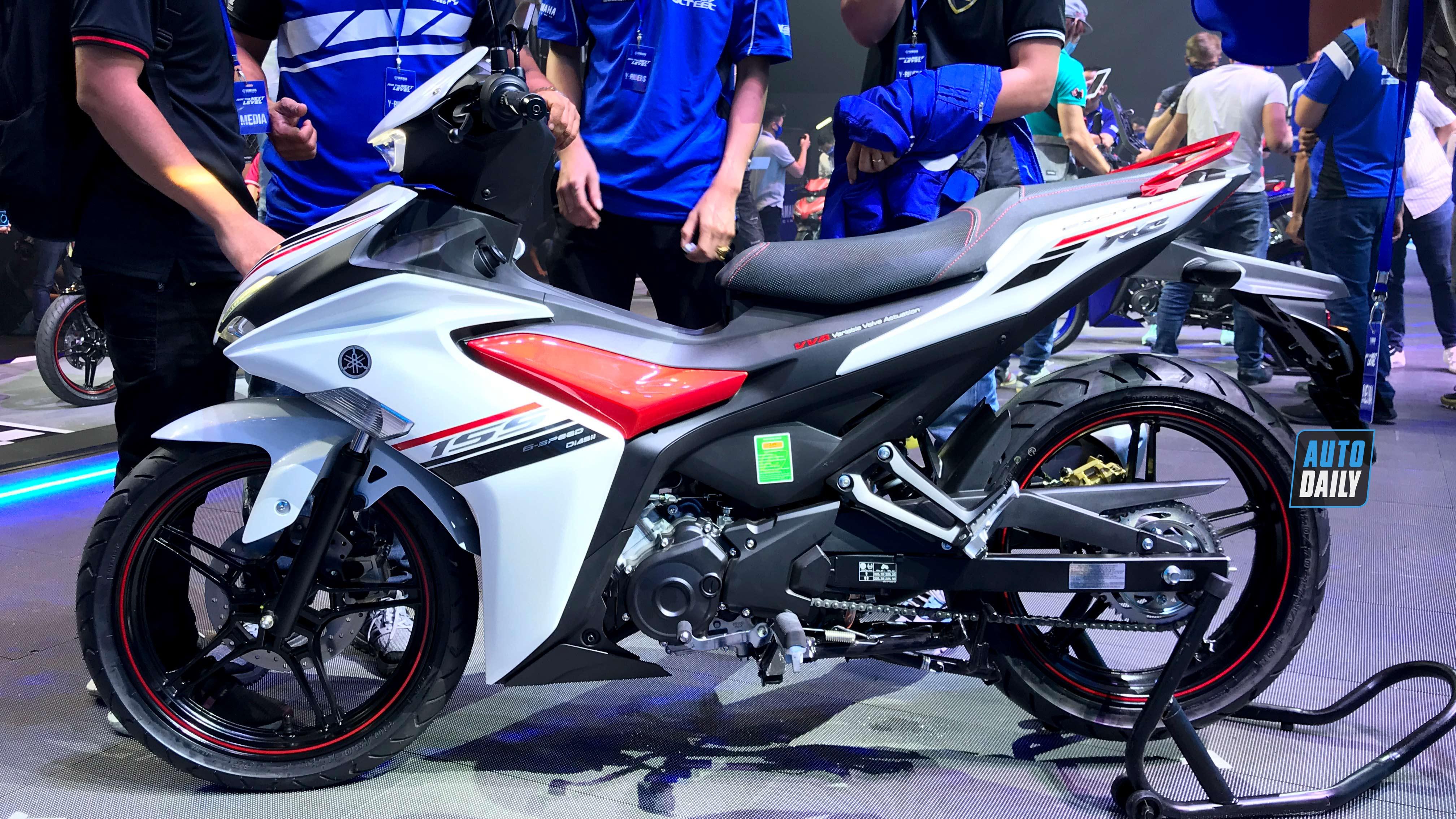 Báo nước ngoài nói gì về những nâng cấp của Yamaha Exciter 155 2021?