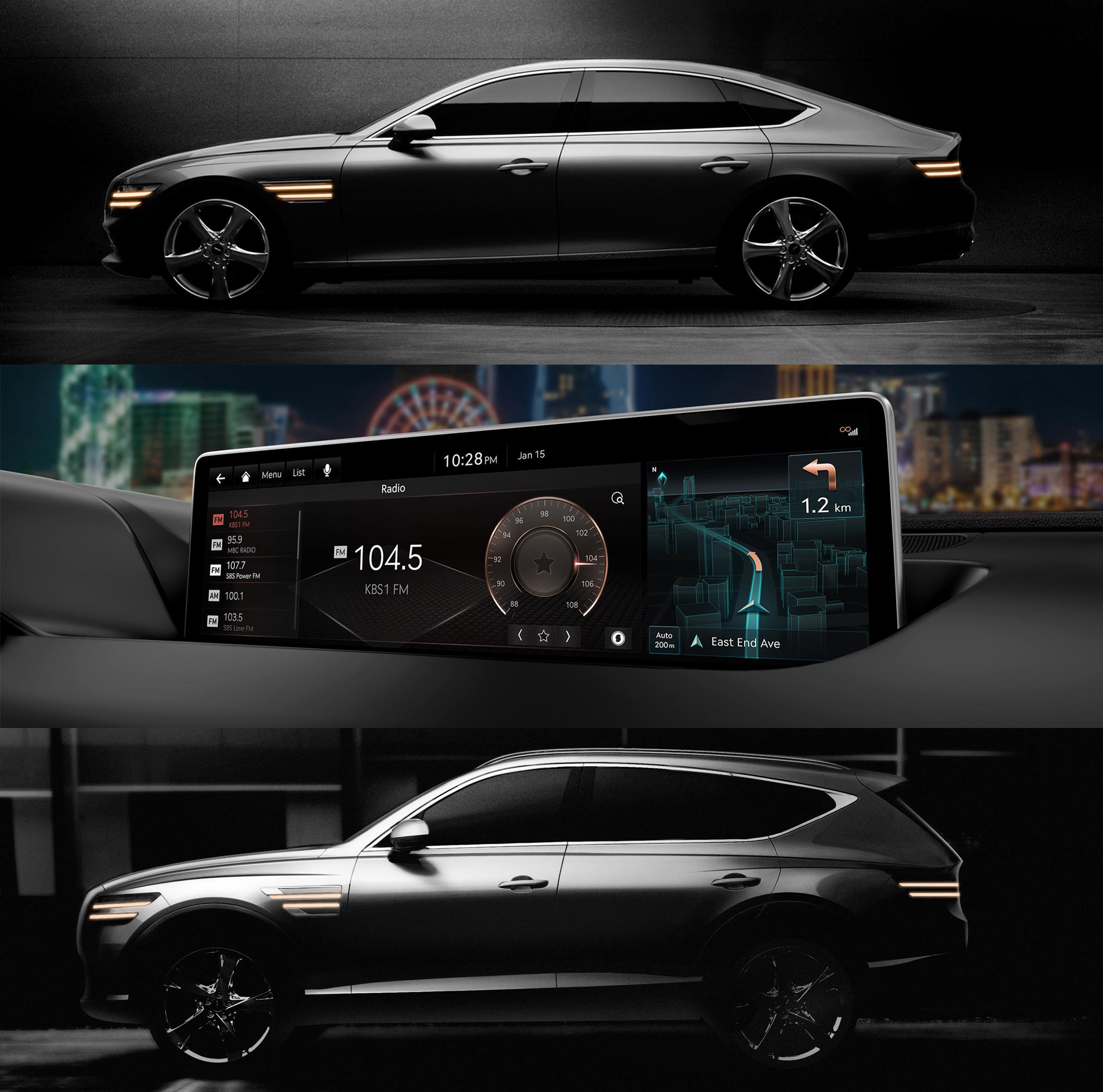 """Hyundai, Genesis và Kia giành 9 giải thưởng """"thiết kế đẹp"""" năm 2020 good-design-genesis-1.jpg"""