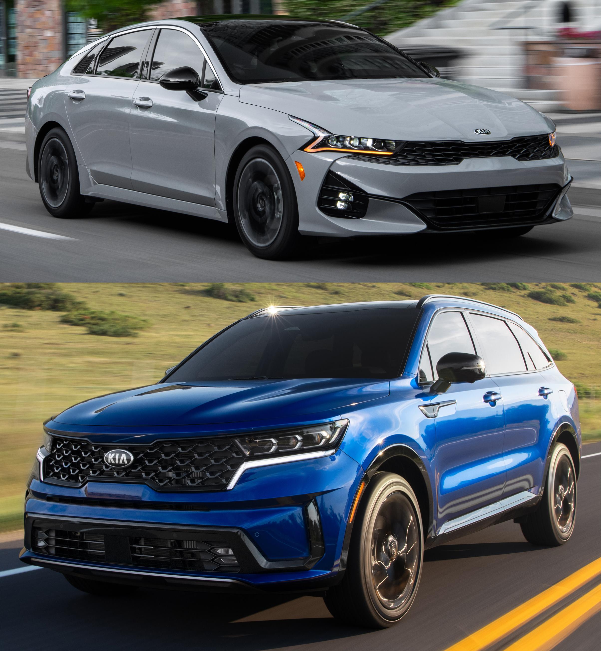 """Hyundai, Genesis và Kia giành 9 giải thưởng """"thiết kế đẹp"""" năm 2020 good-design-kias-1.jpg"""