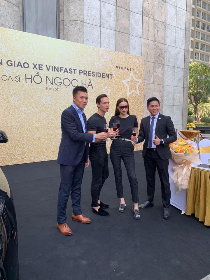Hồ Ngọc Hà tiếp tục chi tiền tỷ tậu xe VinFast, lần này là mẫu President đầu bảng vinfast-president-4.jpg