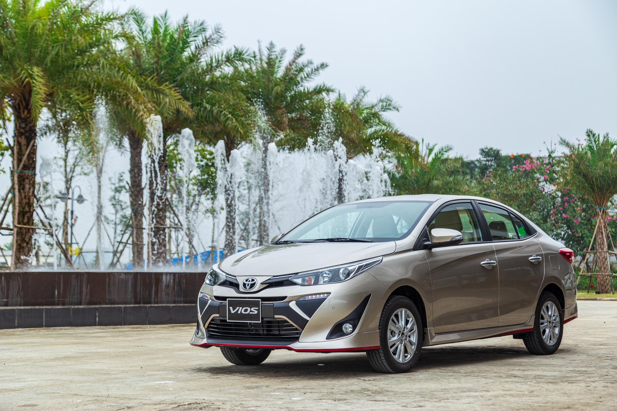 Top 10 xe bán chạy nhất Việt Nam năm 2020 Toyota Việt Nam bán được hơn 72.000 xe trong năm 2020 toyota-vios-1.JPG