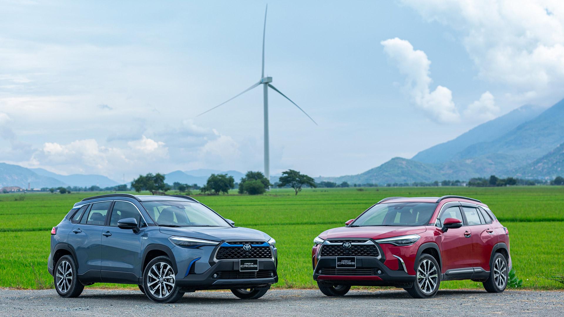 Toyota Việt Nam bán được hơn 72.000 xe trong năm 2020