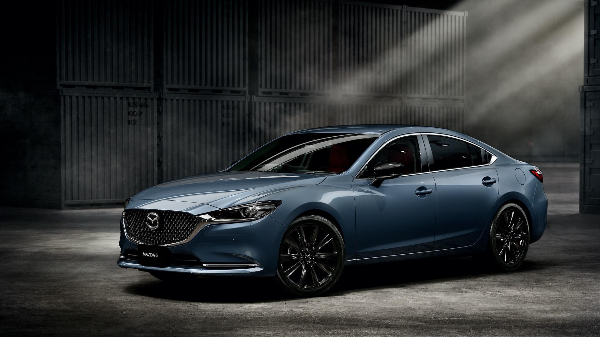 Mazda6 2021 chốt giá từ 26.725 USD tại Úc, chờ về Việt Nam