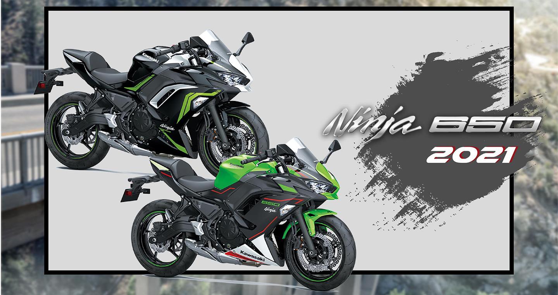 Kawasaki Ninja 650 ABS 2021 về Việt Nam, giá từ 197 triệu đồng