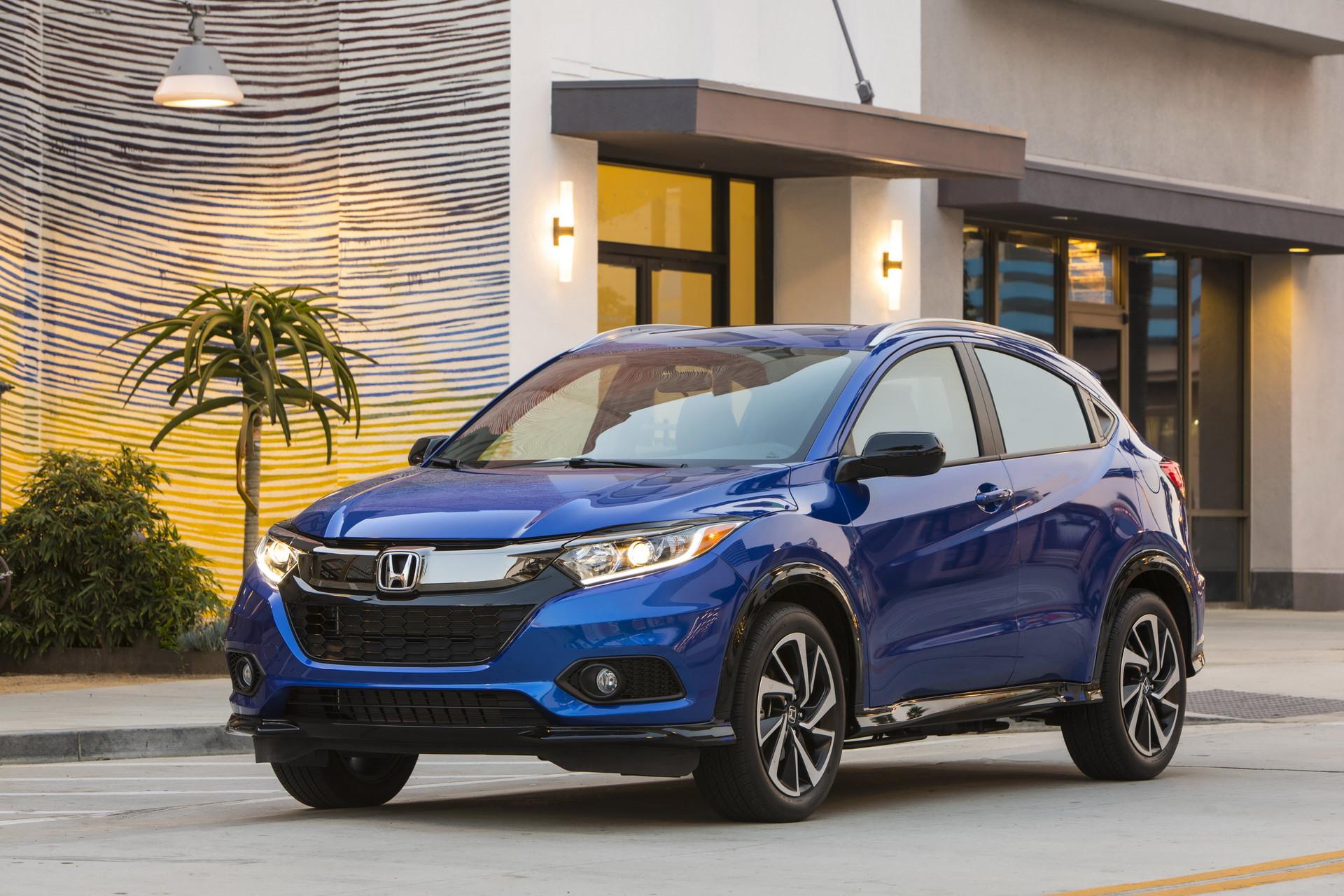 Honda sẽ phát triển phiên bản HR-V mới khác biệt cho thị trường Mỹ